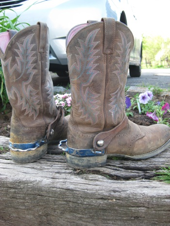 Horse Tack And Supplies Spurs
